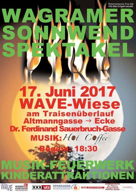 Sonnwendfeier 2017